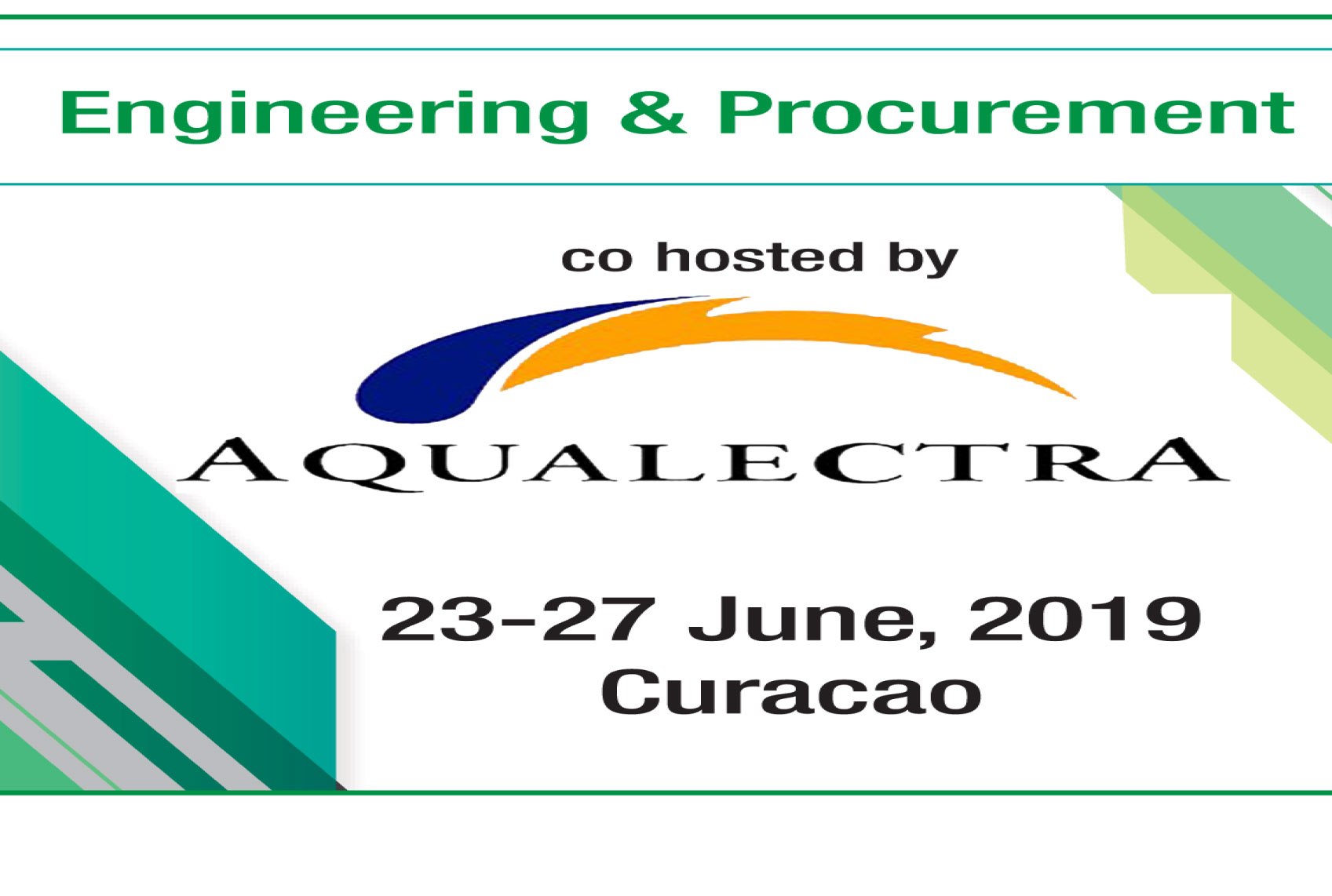 Engineering and Procurement Conference and Exhibition