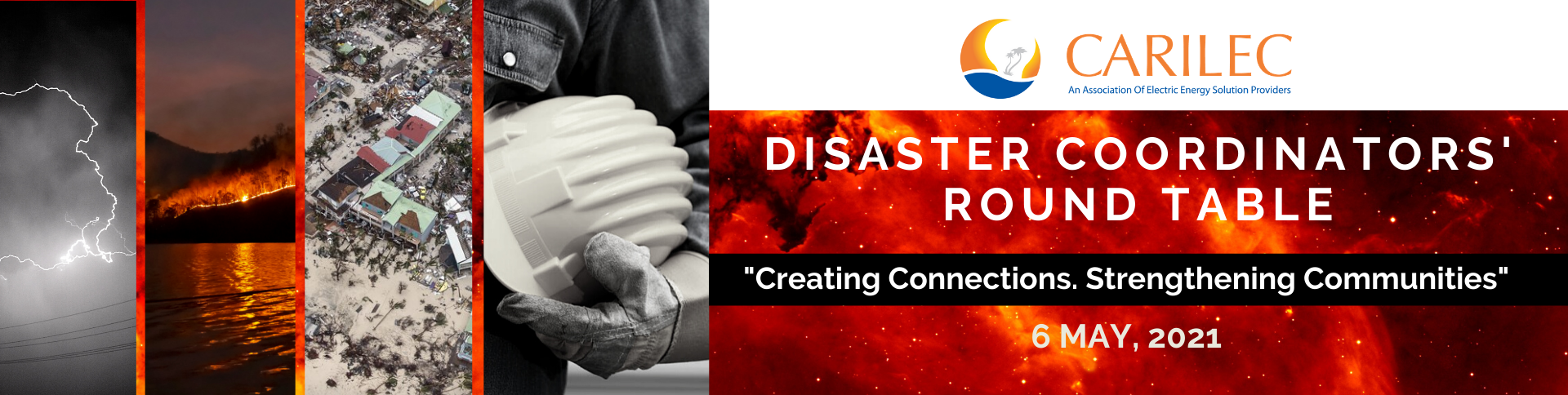 Disaster Coordinators' Round Table & Simulation Exercise 2021