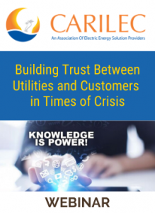 Building Trust Between Utilities and Customers in Times of Crisis