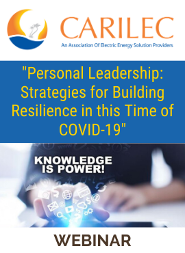 Personal Leadership: Strategies for Building Resilience in this Time of Covid 19