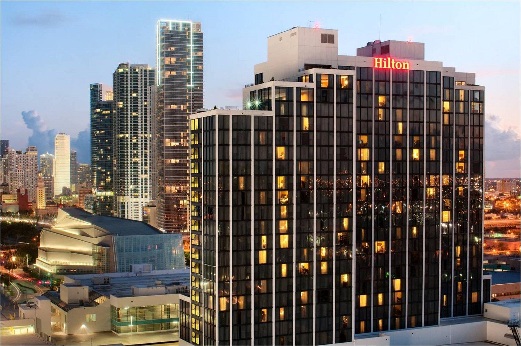 Hilton Miami/Downtown